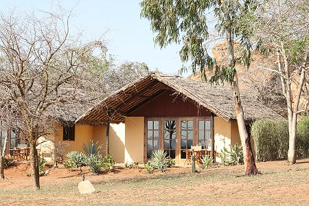 Rock Side Camp, Tsavo